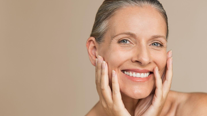 Schöne Haut durch Pflege